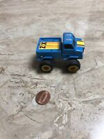 vintage transformer toy Small Truck Blue Robot
