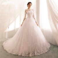Spitze Brautkleid Hochzeitskleid Kleid Braut Langarm Babycat collection BC830