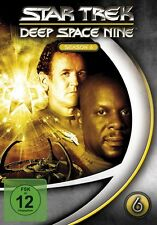 7 DVDs *  STAR TREK - DEEP SPACE NINE - Komplett Staffel 6 - MB  # NEU OVP +
