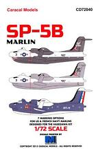 Caracal Decals 1/72 MARTIN SP-5B MARLIN Flying Boat
