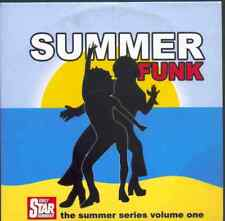 SUMMER FUNK: EARTH WIND & FIRE, EMOTIONS, ISLEY BROS, SLY & THE FAMILY STONE ETC