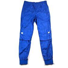 Descente Mens L Nylon Blend Lightweight Snow Pants Vented Knee Japan Pockets VTG
