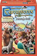 Hans im Glück Carcassonne 10. Erweiterung Manege frei! 48268