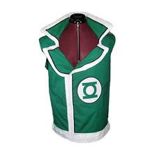 Free Shipping Cosplay Costume Guy Gardner Green Lantern Vest Any Size