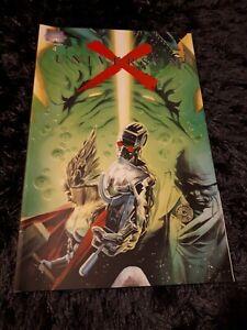 UNIVERSUM X #4, Panini Comics 2001, Softcover, Zustand 1+