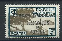 Wallis et Futuna N°96* (MH) 1941 - France Libre