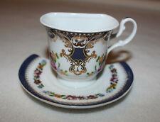 Porcelain night light Handled Tea Cup & Saucer Cover Only - floral design