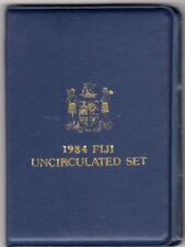 Limited Edition, Numbered COIN SET of FIJI 1984
