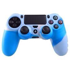 Funda de silicona para mando Sony PlayStation 4 PS4 Play Camuflaje Carcasa Gel