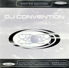 DJ CONVENTION - WINTER EDITION / 2 CD-SET (POLYMEDIA 2001)
