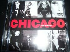 Chicago The Musical Cast Recording Soundtrack CD – Like New