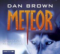 DAN BROWN - METEOR 6 CD NEW