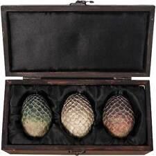 Game of Thrones - Dragon Egg Collector Box Set NEW Olga Ganoudis