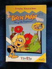 Biene Maja Kinder PC Spiel Tivola CD ROM