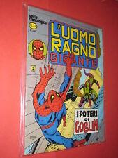UOMO RAGNO GIGANTE- N° 37 b  -DEL 1979- EDIZIONI CORNO- SERIE CRONOLOGICA