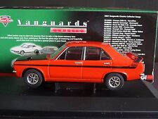 WOW EXTREMELY RARE 1/43 VANGUARDS HILLMAN AVENGER TIGER WARDANCE RED NLA