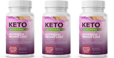 Keto Body Tone Advanced Weight Loss/180 Capsules/New&Sealed