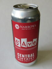 Craft Beer Can ~ NARROWS Brewing co 6th Ave Central District IPA ~ Tacoma, WASH.
