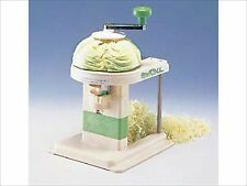 CHIBA Japanese Cabbage Slicer & Blade 3 Set for Stock! Cutter Vegetable Manual