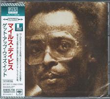 MILES DAVIS-GET UP WITH IT-JAPAN 2 BLU-SPEC CD2 F83