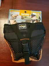 Kurgo Tru-Fit Smart Harness with quick release buckles - in BLACK, Size XL