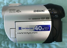 Sony Handycam DCR-DVD 108, Complete in box, SD card included, Carl Zeiss lens