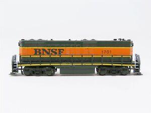 N Scale Atlas BNSF Railway GP7 Slug Diesel Locomotive 1701 Custom - DCC Equipped