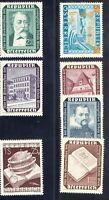 JL Austria Stamp # B280-B286 Mint OG NH!!!! A39