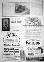 Old 1918 Wolseley Motor Car Coupe Warwickshire Ivelcon Mazda Lamps Gr 20th