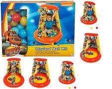 BLAZE PLAY BALL PIT PLAYHOUSE 20 BALLS CHILDREN INDOOR OUTDOOR KIDS TOY PLAYLAND