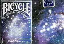 Bicycle Constellation Series - Capricorn Playing Cards -- Prototype LE -SEALED