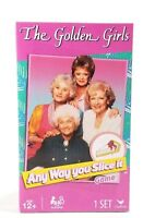New Cardinal The Golden Girls Any Way You Slice It Game