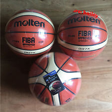 Molten Basketball GG7X PU Size 7 Indoor Outdoor Ball FIBA Use wholesale price