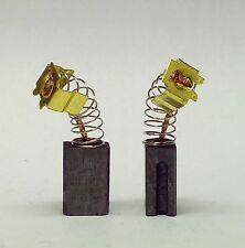 (Nr.123) Kohlebürsten passend für Makita 8451, 9046, 910, BO4555, BO4556 - NEU