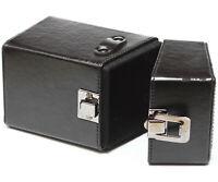 "Vintage Vivitar Series 1 Hard Lens Case 6"" For Prime Zoom Telephoto Macro Lenses"