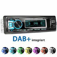 Autoradio DAB+ Bluetooth SD USB FM AuxIN Fernbedienung DAB Antenne 1DIN XOMAX