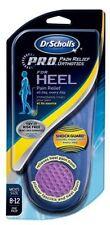 Dr. Scholls Heel Pain Relief Orthotics Mens 8-12 1 Pair