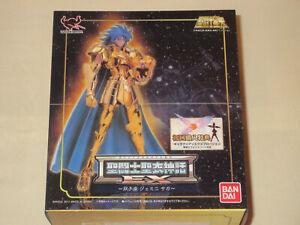 MISB Bandai Saint Seiya Cloth Myth EX Gemini Saga USSeller NEW Tamashii Natiion