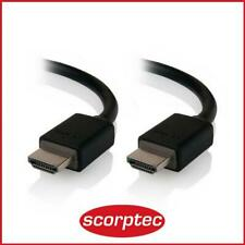 2 X ALOGIC HDMI 10m Cable Pro Series High Speed With Ethernet Ver 2.0
