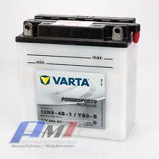 Varta Motorradbatterie Powersports YB9-B-12V 9AH 80A 2N9-4B-1 509014008
