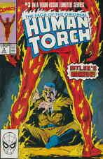 Saga of the Original Human Torch #3 VF/NM; Marvel   save on shipping - details i