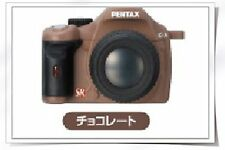 Takara Tomy A.R.T.S.miniature Pentax K-x Toy doll Camera Blythe-Black & Brown(2)