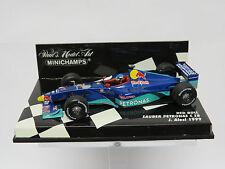 Red Bull Sauber Petronas C18 F1 J. Alesi 1999 Minichamps 430990011