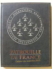 Plaquette 60 ans Patrouille de France 2013