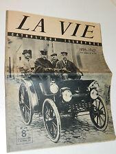 1947 LA VIE CATHOLIQUE ILLUSTREE n°123 hospice petit saint bernard JAMES CURWOOD