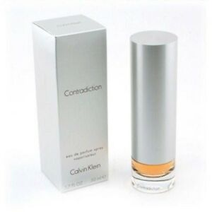 Calvin Klein Contradiction 1.7 oz / 50 ML Women's Eau De  Perfume New In Box