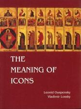 The Meaning of Icons English and German Edition