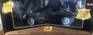 Maisto Premiere Edition Mercedes-Benz SLR McLaren 1:18 New In Box