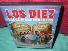 LOS DIEZ MANDAMIENTOS - PARODIA