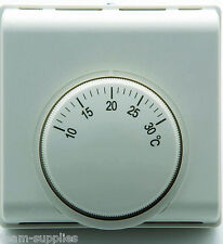 ESI CENTRAL HEATING ROOM THERMOSTAT BASIC MECHANICAL ADJUSTABLE DIAL STAT 230v